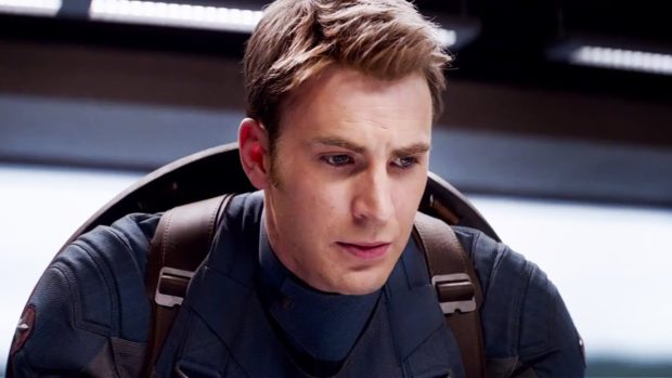 Captain America Winter Soldier 4