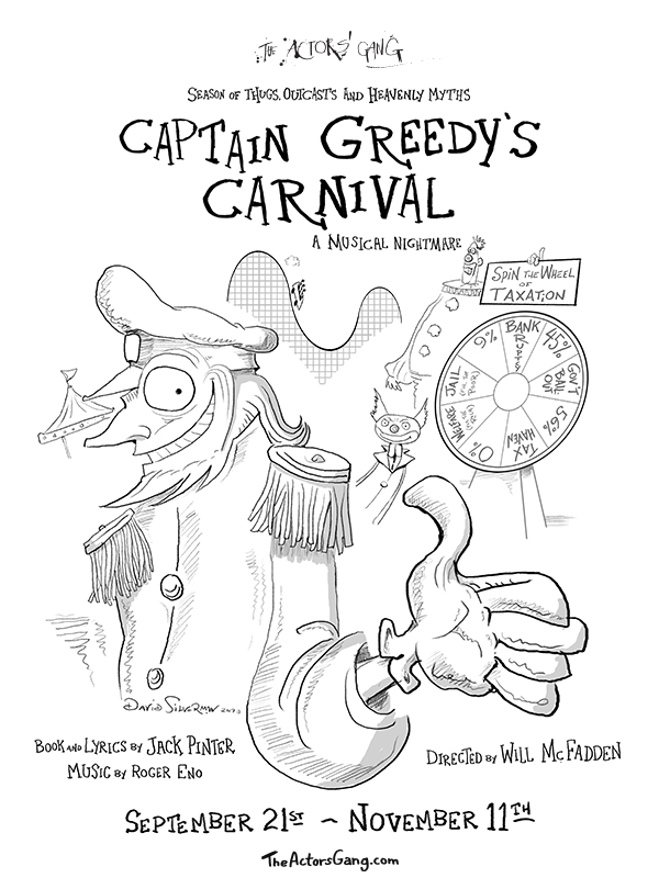 Captain-Greedys-Carnival-Poster