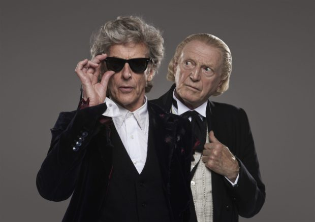 Twice Upon A Christmas Doctor Who.Doctor Who Christmas Special Trailer Fanboy Planet