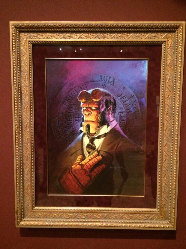 Hellboy-portrait