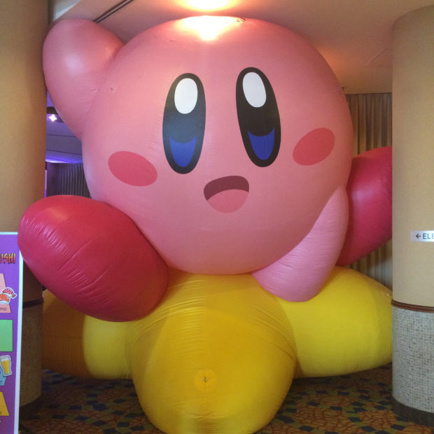 Inflatable-Kirby