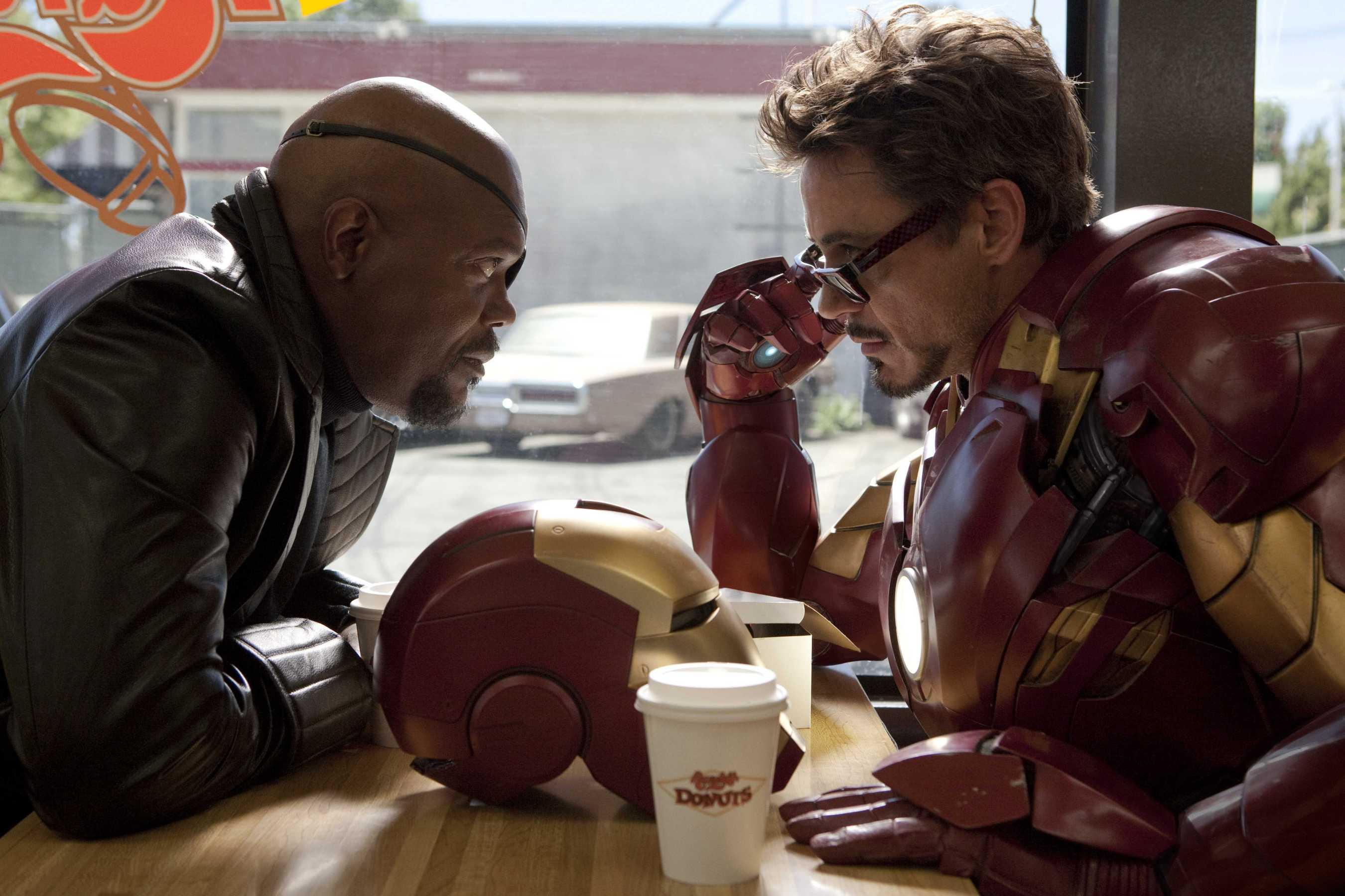 Iron Man 2 3
