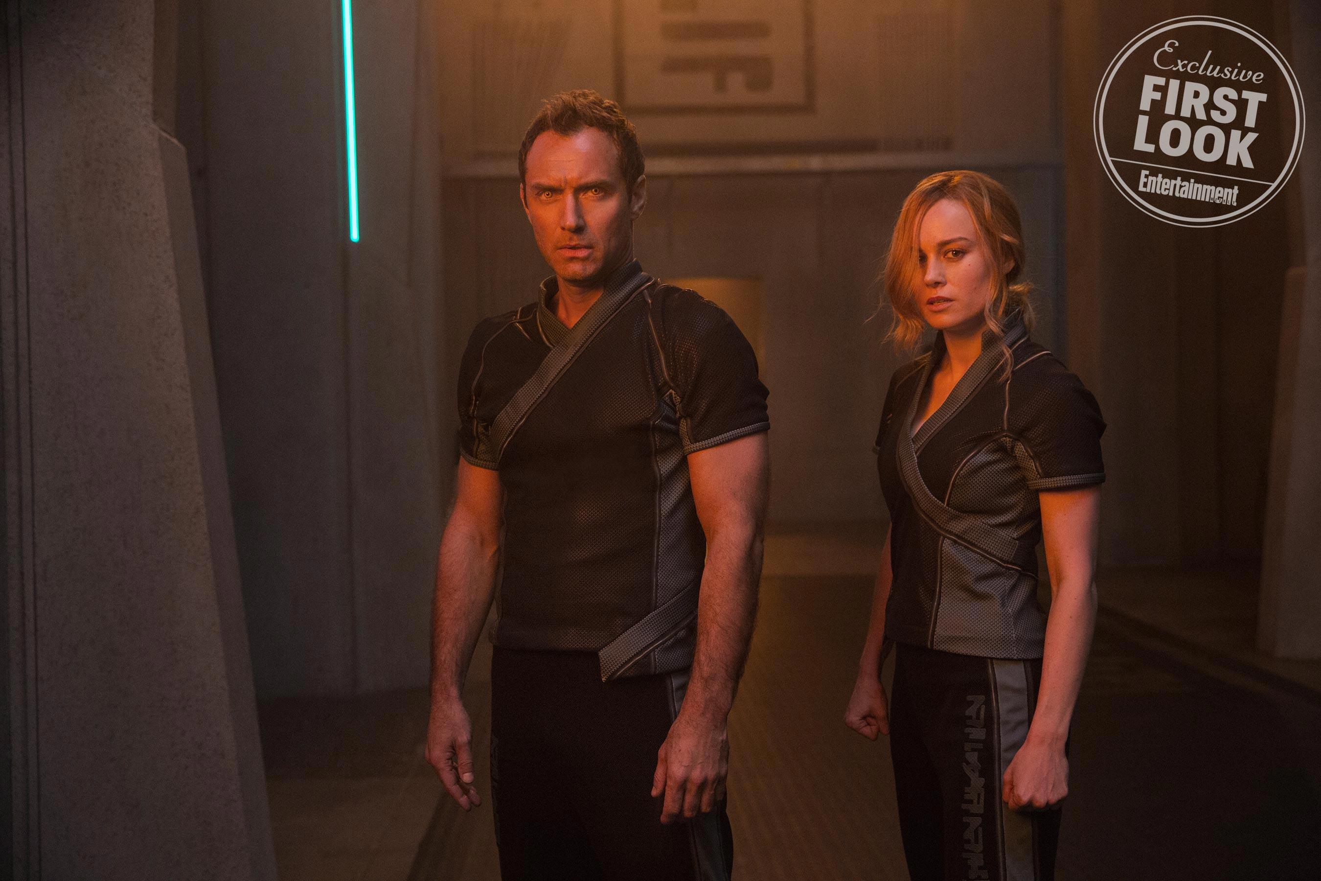 Jude-Law-Brie-Larson-Captain-Marvel-EW