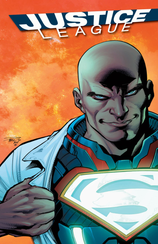 Justice League Lex