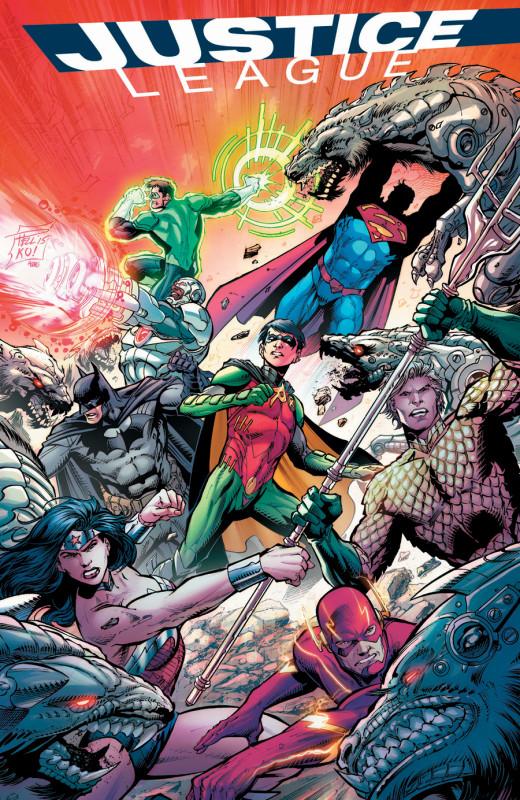 Justice League Robin