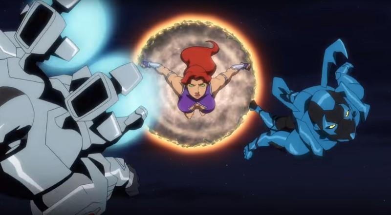 Justice League vs Teen Titans 2