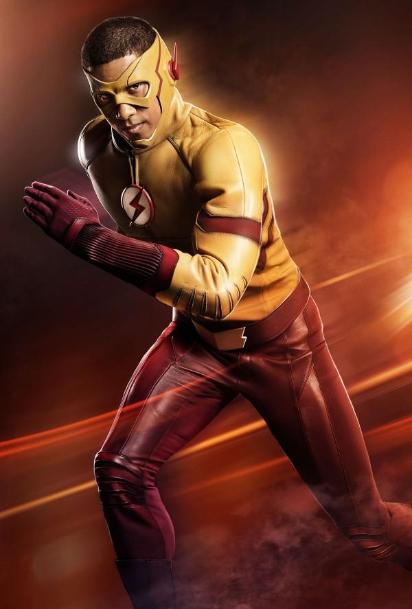 Kid-Flash-Running