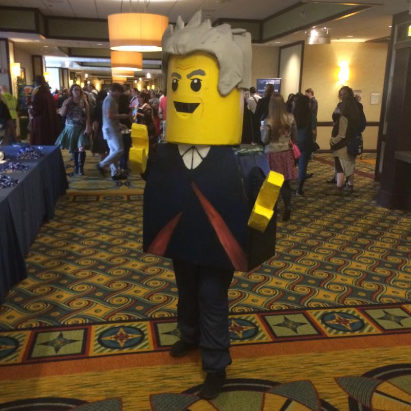 LEGO 12th Doctor