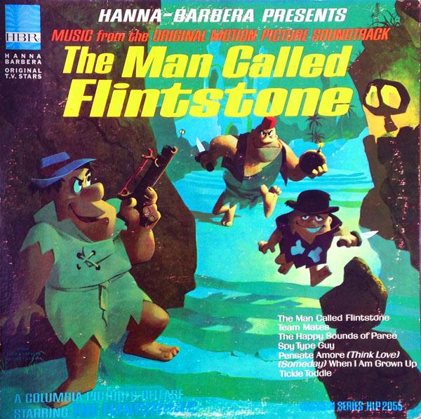 Man Called Flintstone
