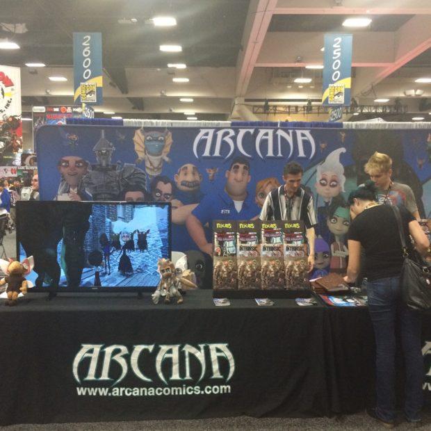 SDCC-Arcana