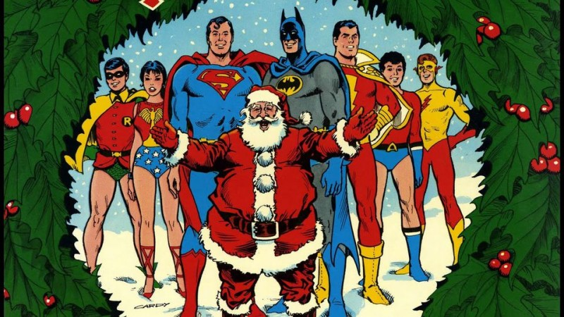Santa-heroes