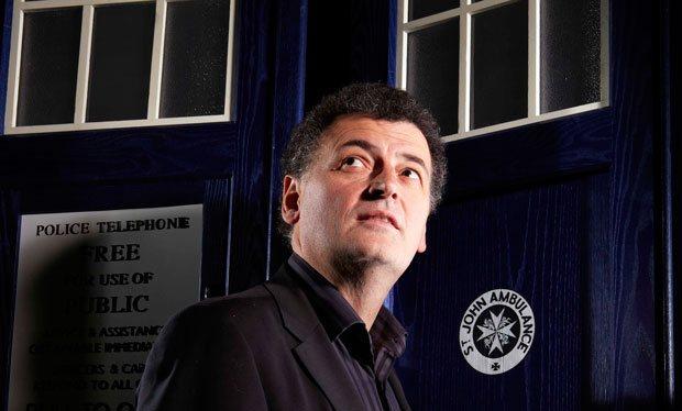 Steven-Moffatt-TARDIS
