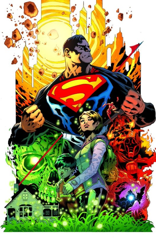 Superman a