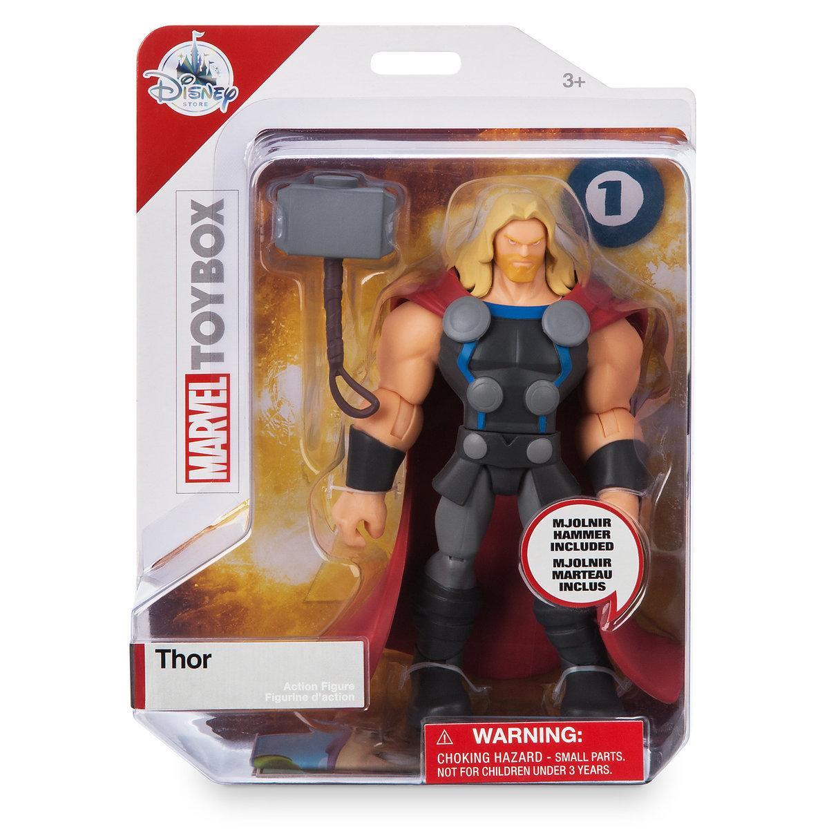 Toybox-Thor