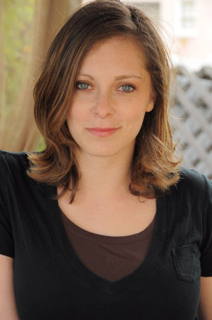 Rachel Bloom, star of 'Crazy Ex-Girlfiriend' on the CW - but always a writer on 'Robot Chicken' to us...