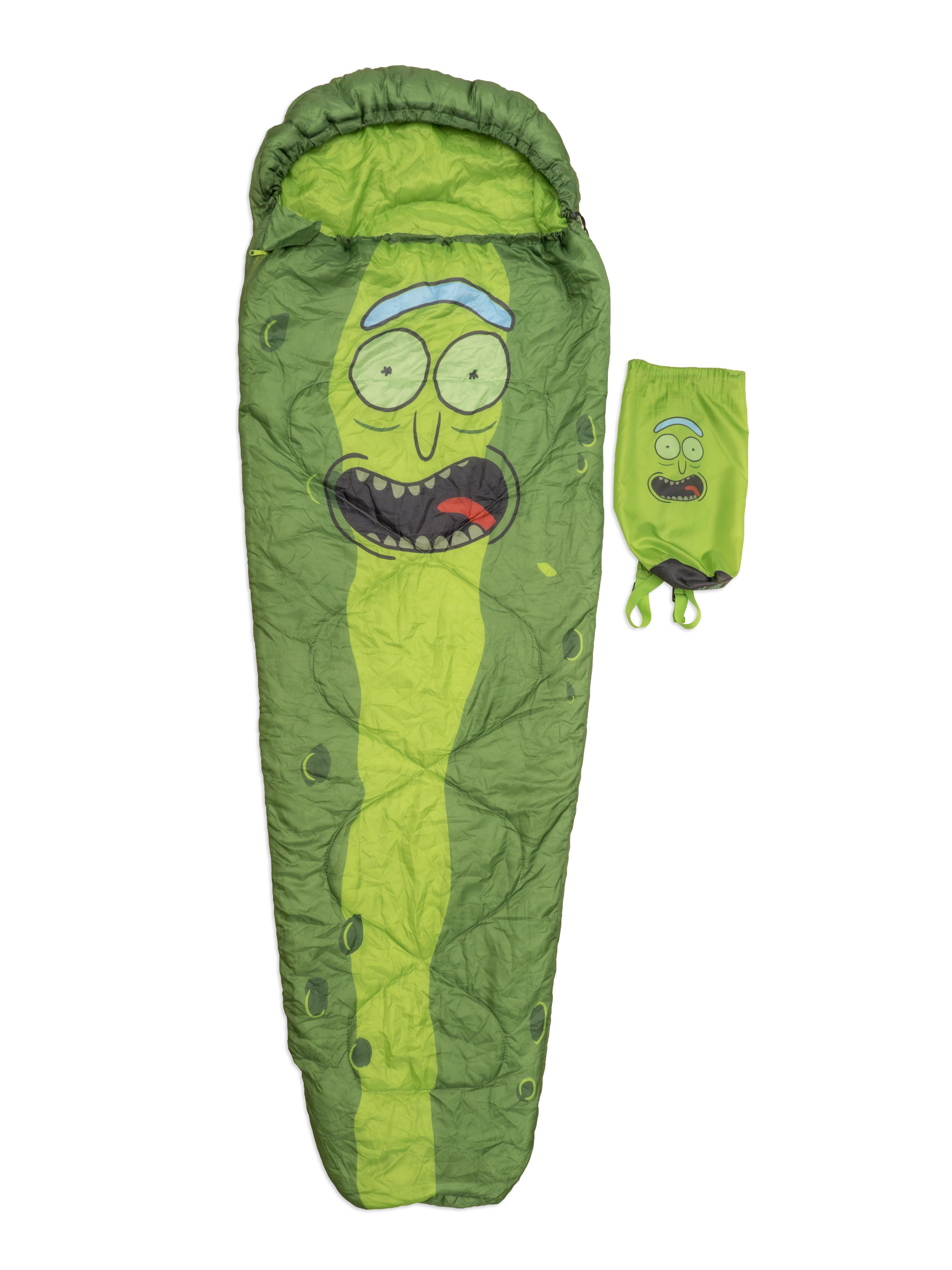 ksij_pickle_rick_sleeping_bag